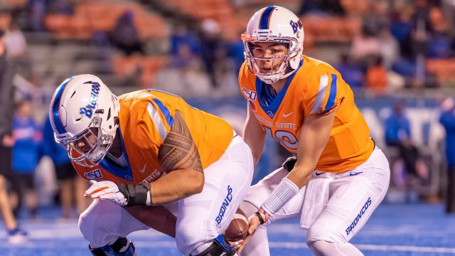 Hawaii vs. #19 Boise State (Football)