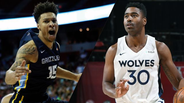 Memphis Grizzlies vs. Minnesota Timberwolves (Final)