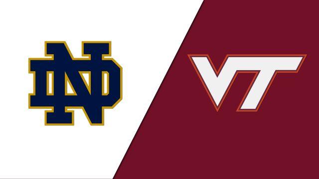 Notre Dame vs. Virginia Tech (W Volleyball)