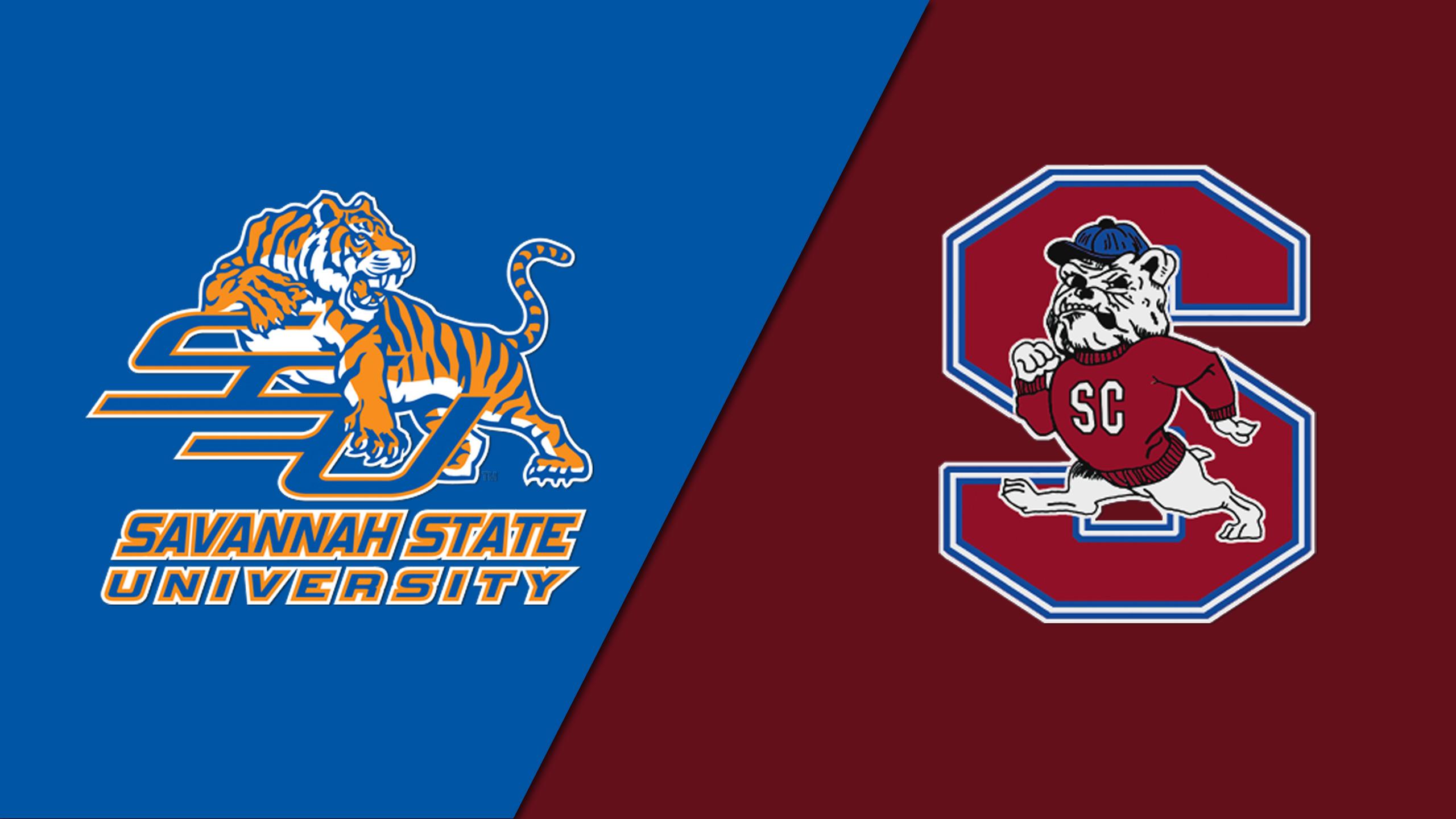 Savannah State vs. South Carolina State (Football)