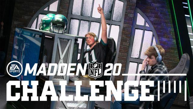 EA SPORTS Madden NFL 20 Challenge