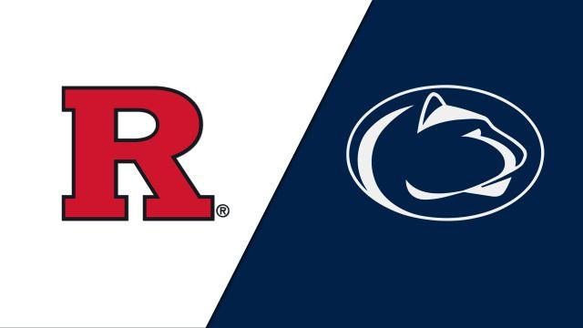 Sun, 1/19 - Rutgers vs. Penn State (Wrestling)