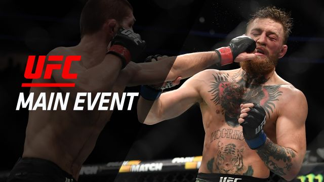 UFC Main Event: Khabib vs McGregor