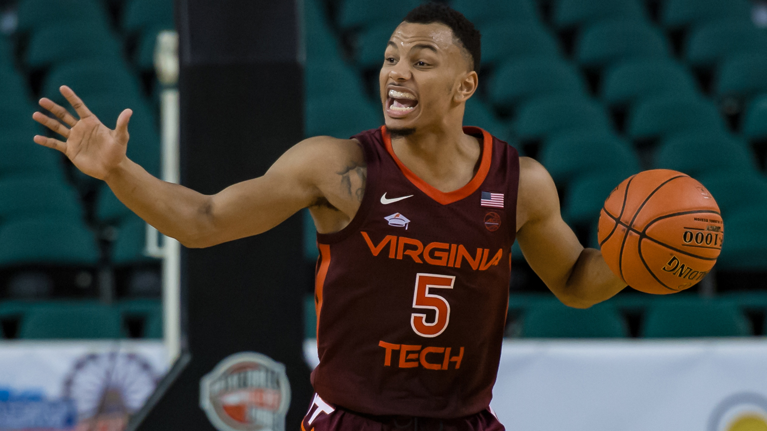 Wake Forest vs. #9 Virginia Tech (M Basketball)