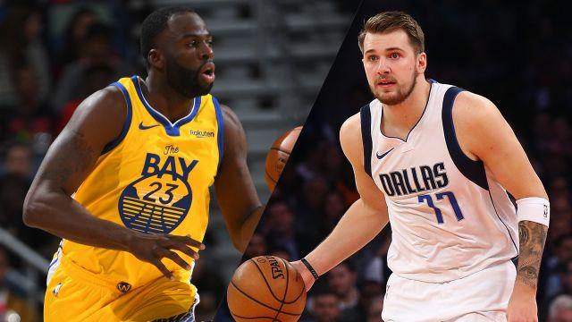 Golden State Warriors vs. Dallas Mavericks