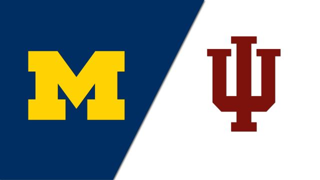 Michigan vs. #4 Indiana (M Soccer)