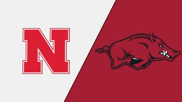 Nebraska vs. Arkansas (W Basketball)