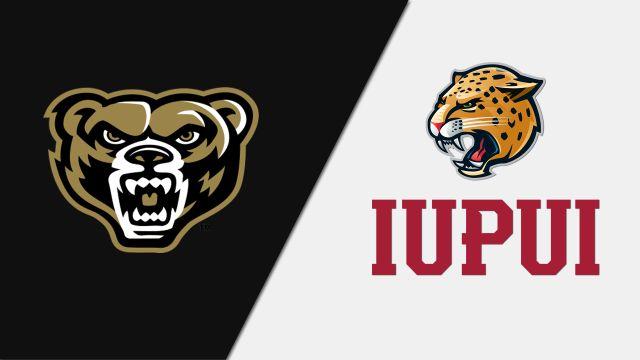 Oakland vs. IUPUI (W Volleyball)