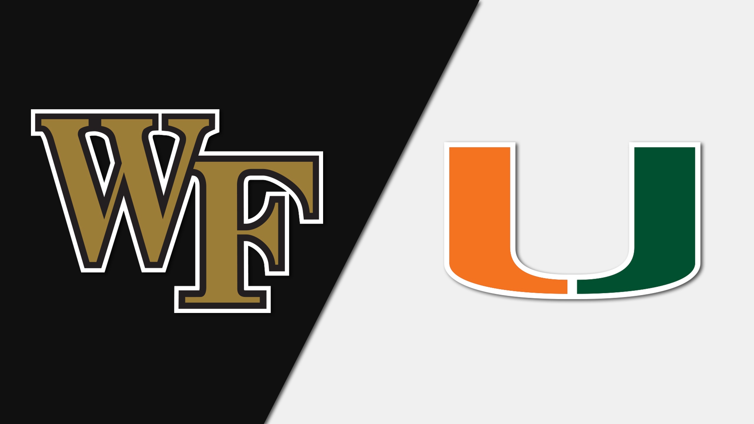 Wake Forest vs. Miami (W Volleyball)