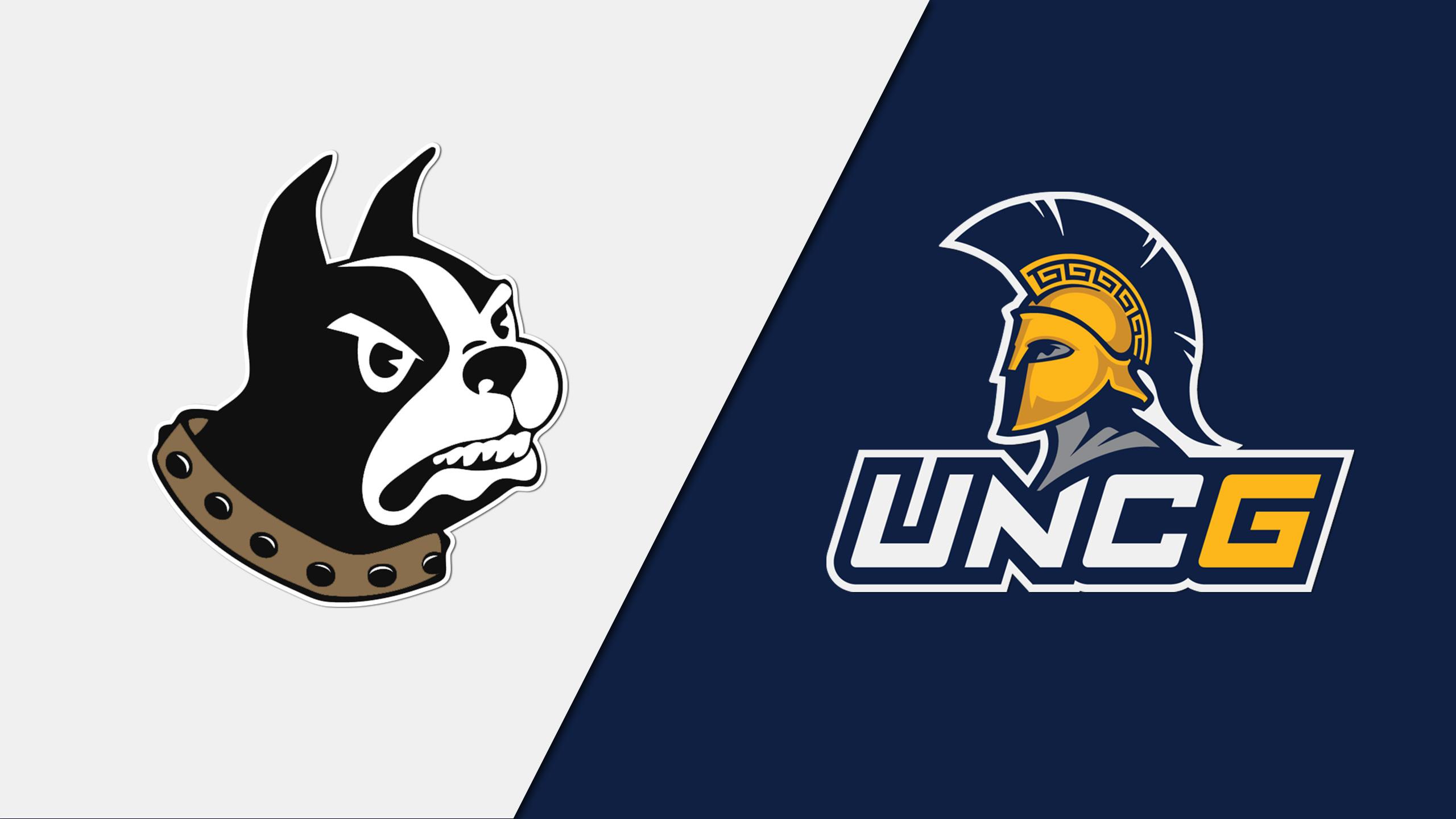 Wofford vs. UNC Greensboro (M Basketball)