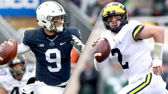 #14 Penn State vs. #5 Michigan (re-air)