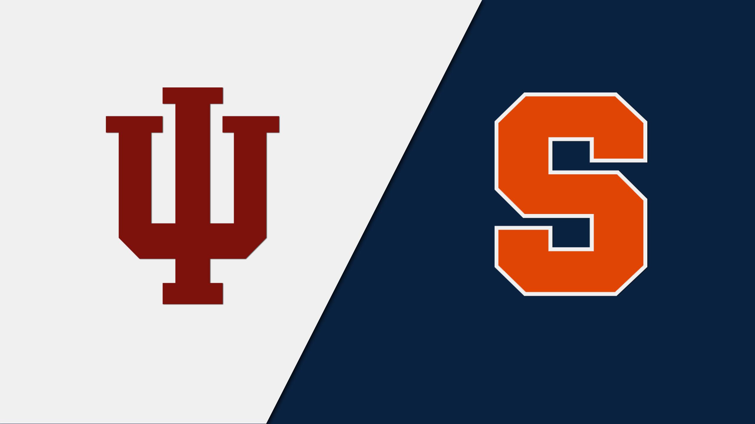 Indiana vs. Syracuse (Softball)