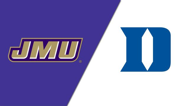 James Madison vs. #11 Duke (W Soccer)