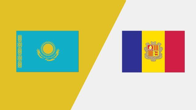 Kazakhstan vs. Andorra (UEFA Nations League)