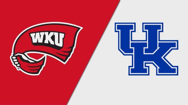 Western Kentucky vs. #17 Kentucky (Softball)