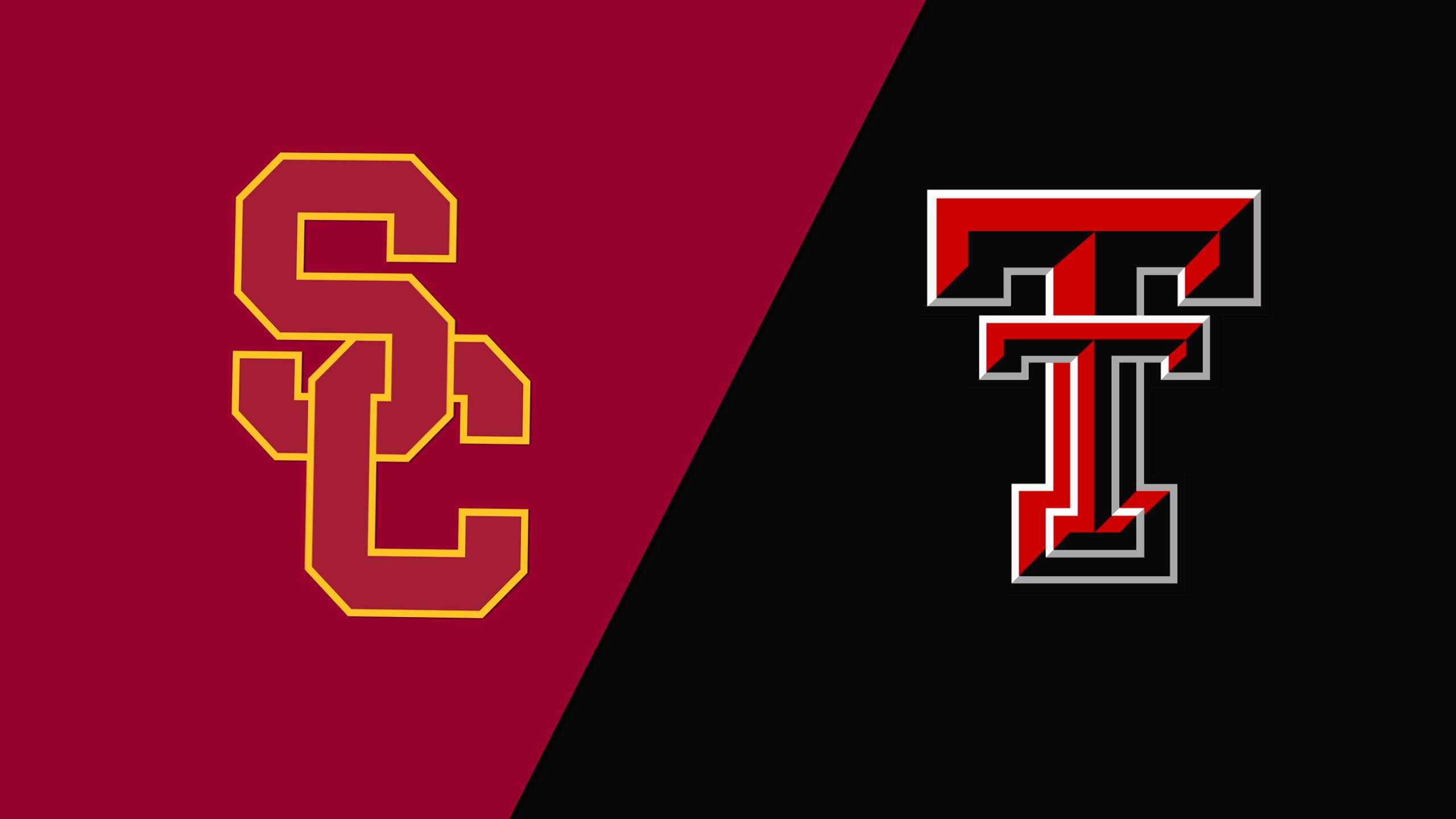 USC vs. Texas Tech (Semifinal #2) (Hall of Fame Classic)