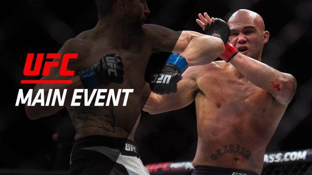 UFC Main Event: Lawler vs. Condit