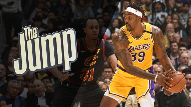 Tue, 1/14 - NBA: The Jump