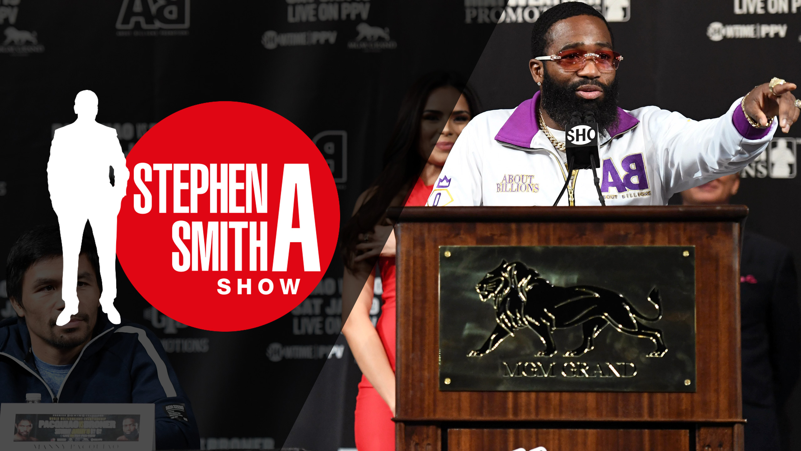 Thu, 1/17 - The Stephen A. Smith Show