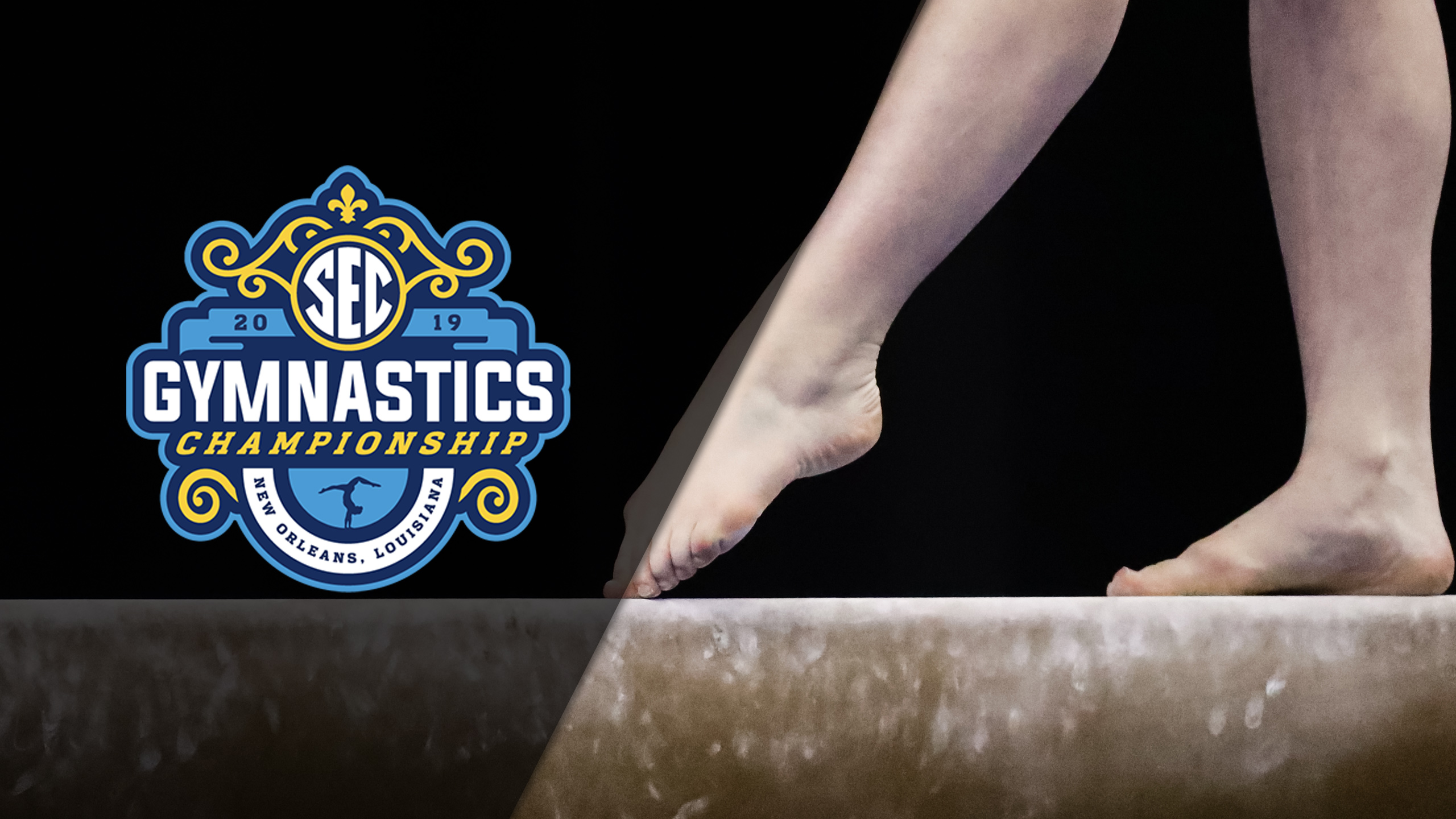 SEC Gymnastics Championship - Beam (Afternoon Session)