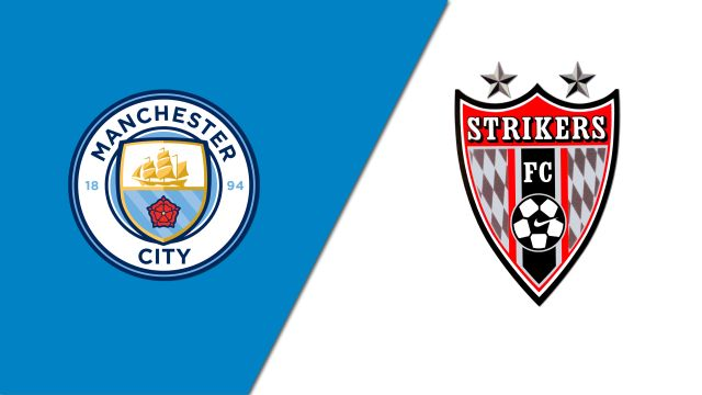 Manchester City Under-14 vs. Strikers FC Under-14 (Manchester City Cup)
