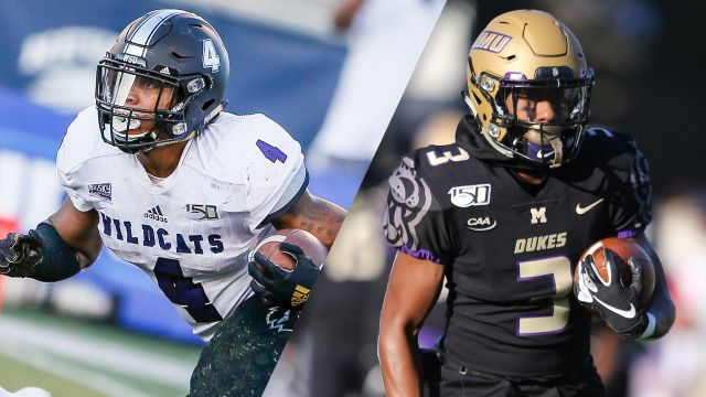 #3 Weber State vs. #2 James Madison (Semifinal) (Football)