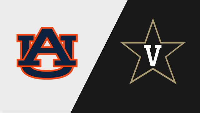 Auburn vs. #2 Vanderbilt (Second Round) (Baseball)
