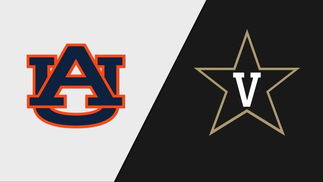 Auburn vs. #2 Vanderbilt (Second Round) (Baseball)