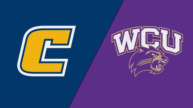Chattanooga vs. Western Carolina (W Volleyball)