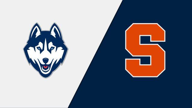 UConn vs. Syracuse (M Soccer)