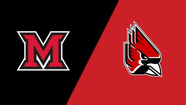 Miami (OH) vs. Ball State (W Basketball)