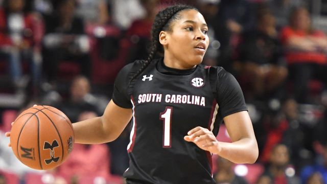 Appalachian State vs. #6 South Carolina (W Basketball)