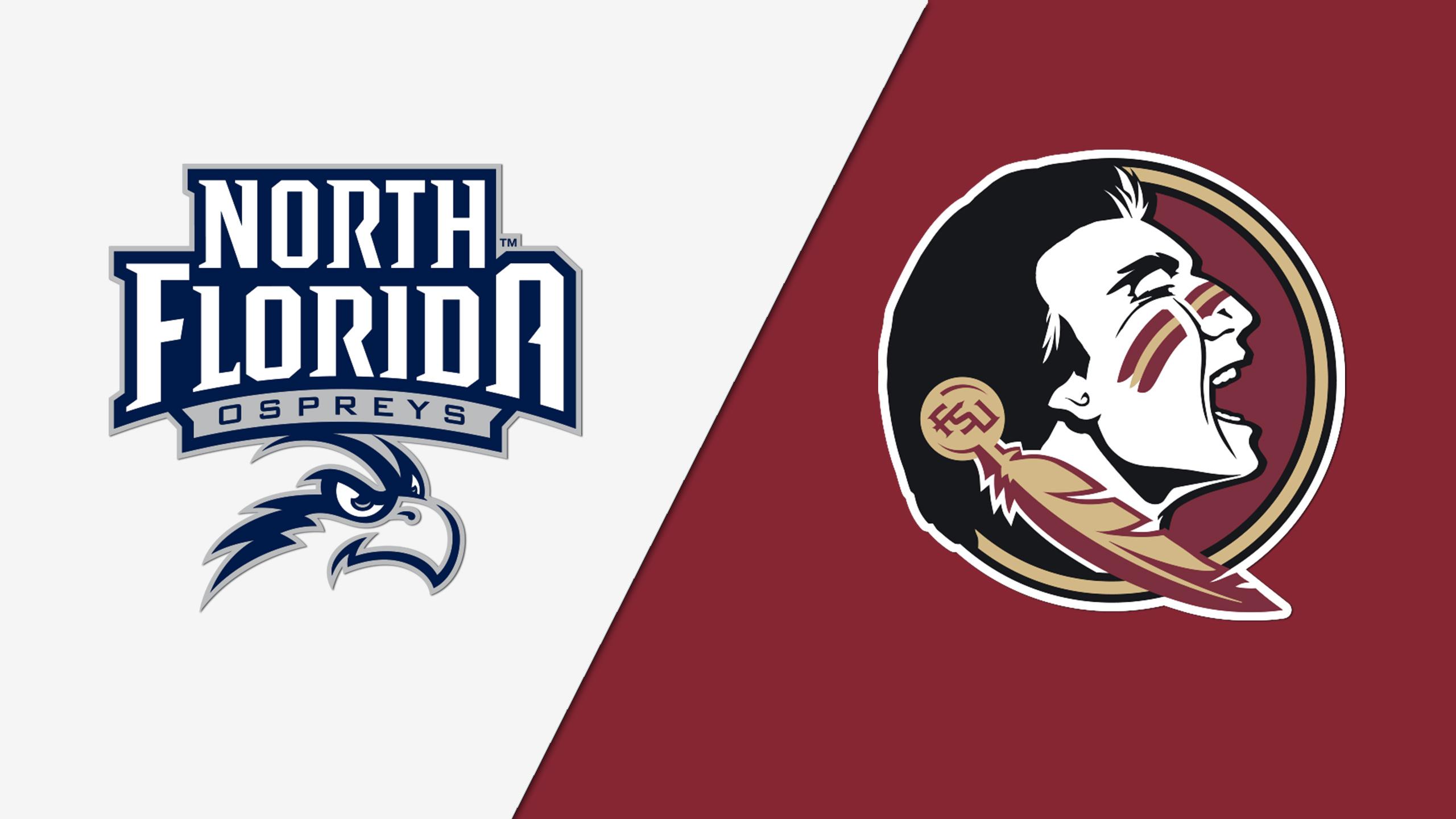 North Florida vs. Florida State (W Basketball)