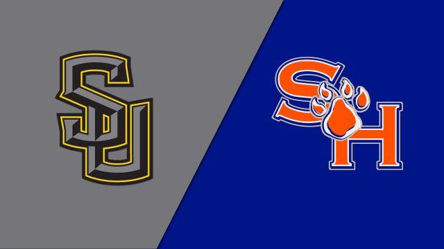 Southwestern University vs. Sam Houston State (M Basketball)