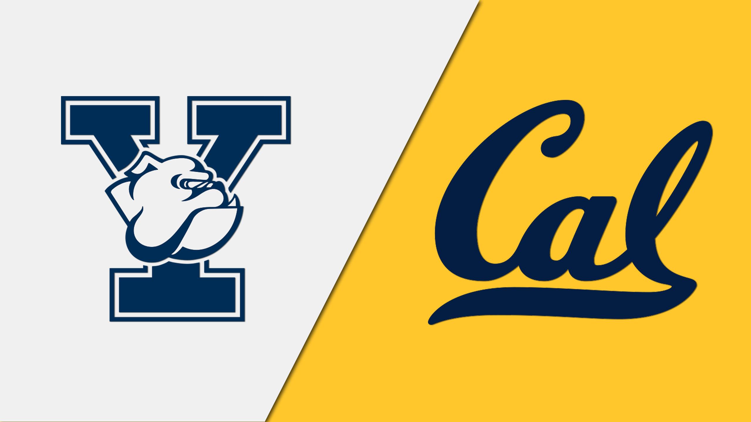 Yale vs. California (M Basketball)