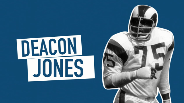 Série Doutrinadores - Deacon Jones