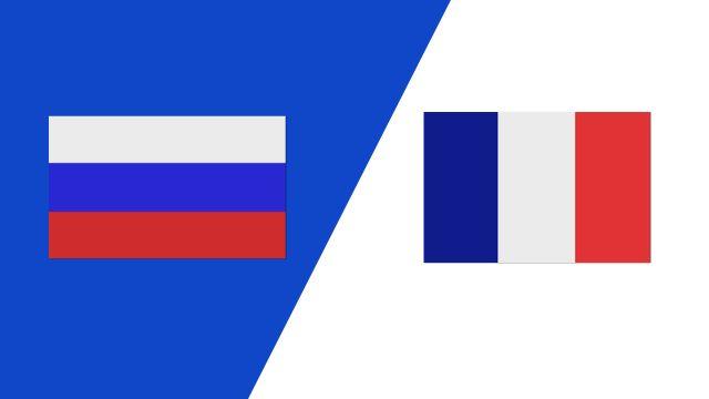 Russia vs. France