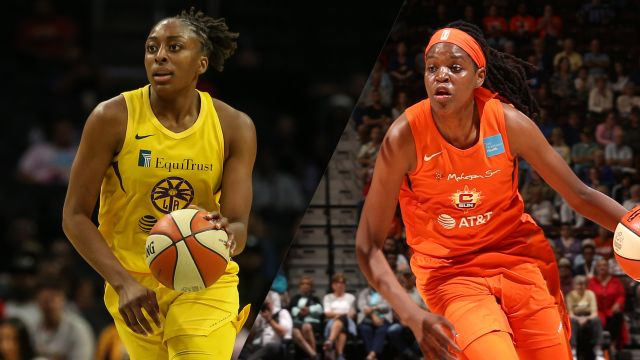 Los Angeles Sparks vs. Connecticut Sun (Semifinals, Game 1)