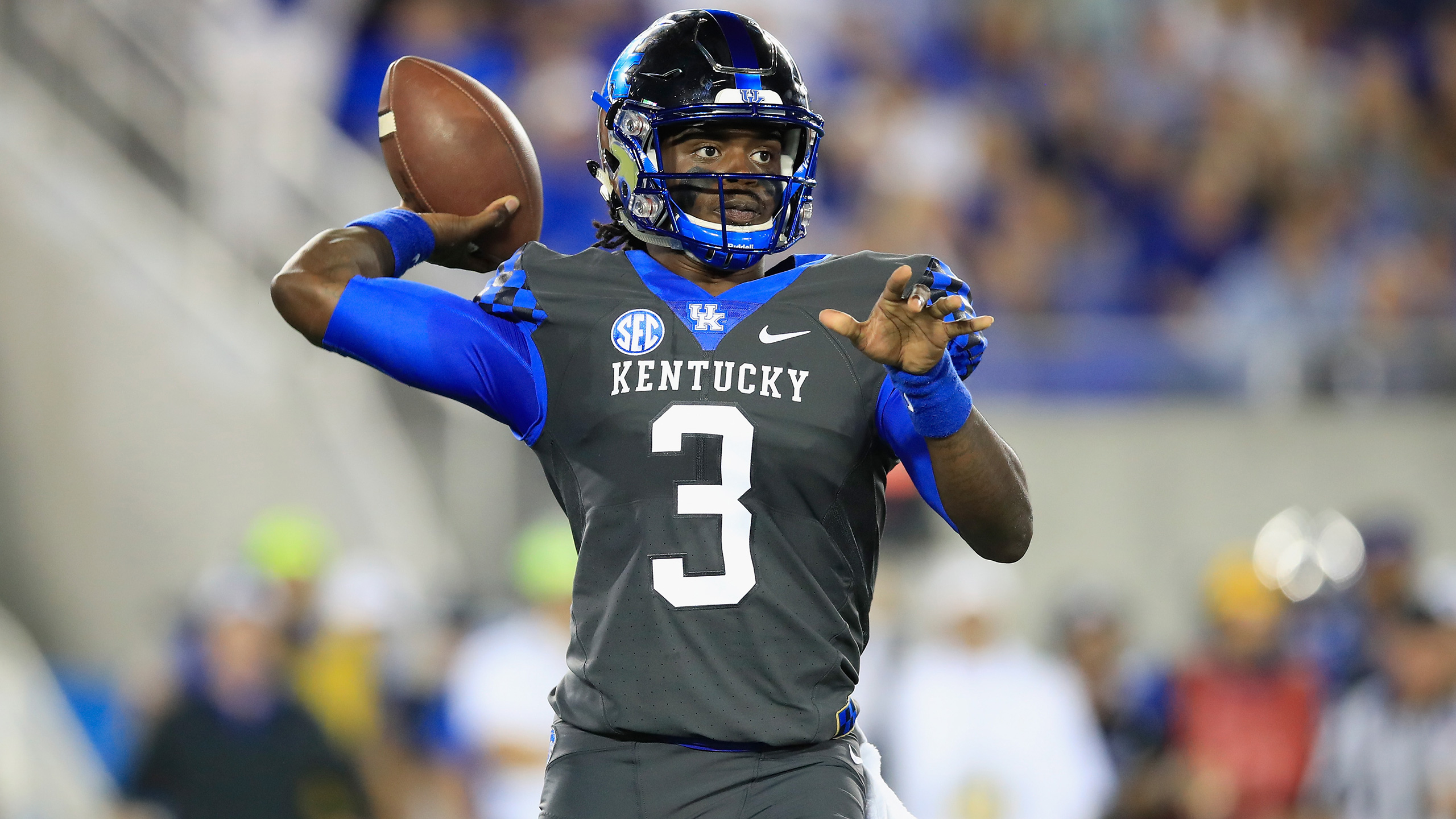 Vanderbilt vs. #14 Kentucky (Football) (re-air)