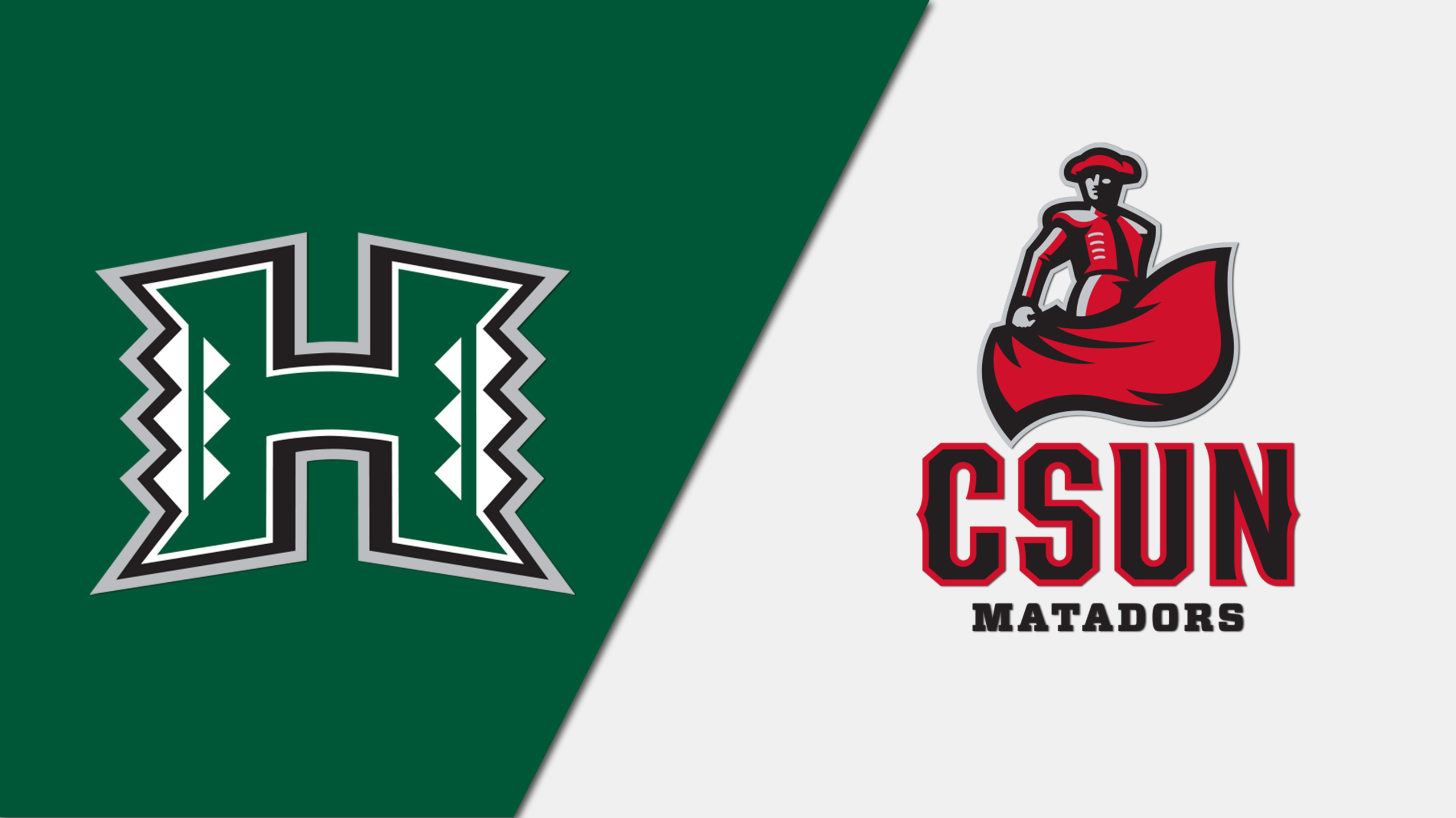 Hawai'i vs. Cal State Northridge (M Basketball)