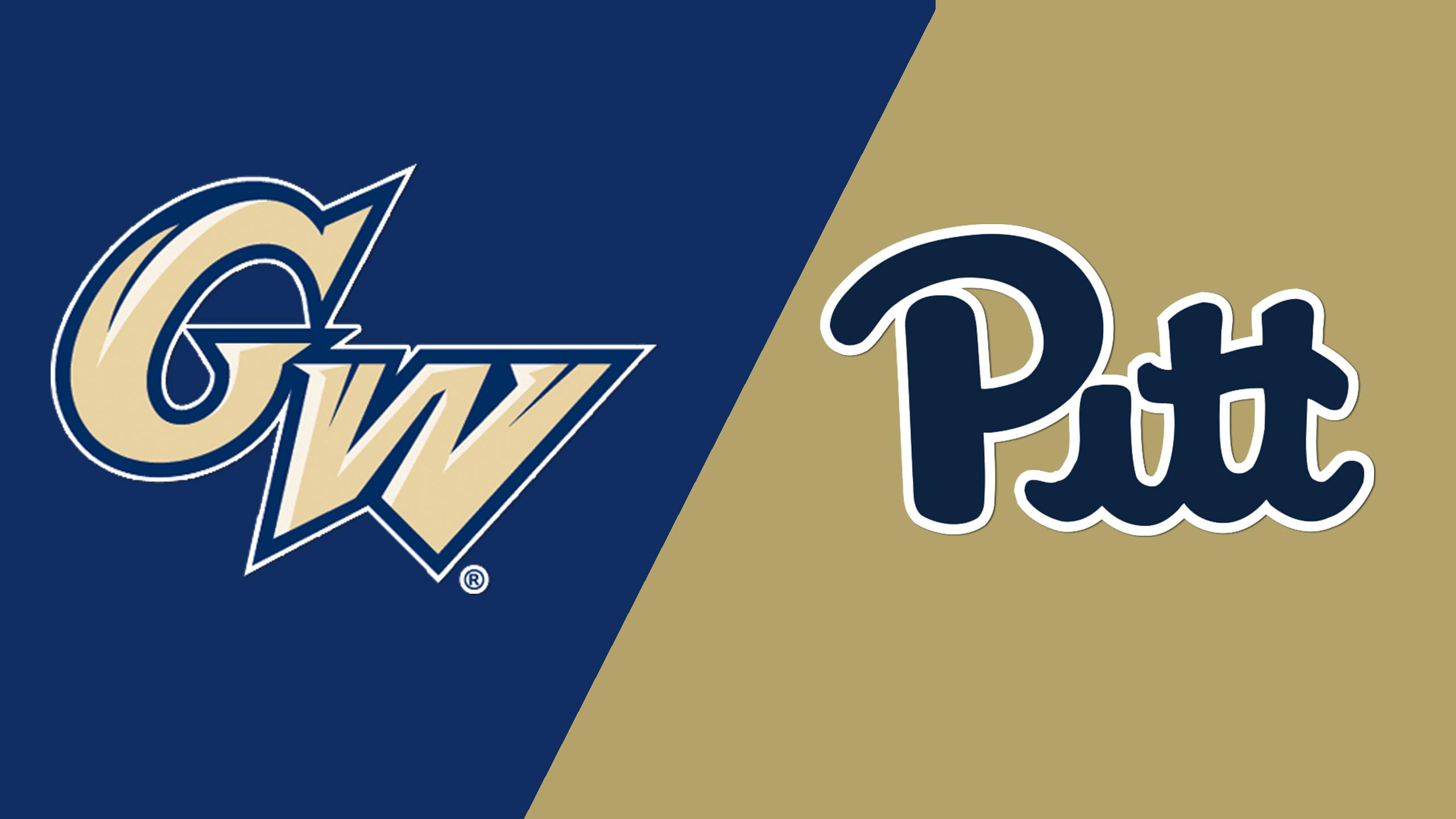 George Washington vs. Pittsburgh (W Gymnastics)