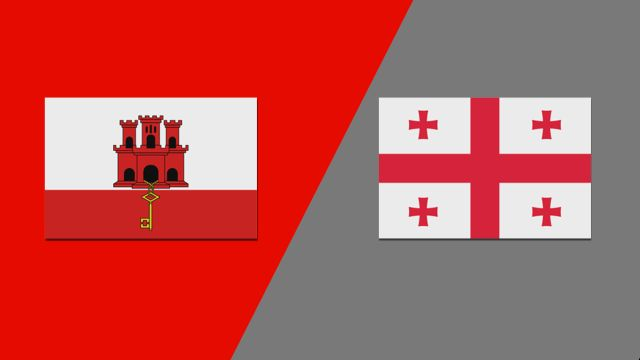 Gibraltar vs. Georgia (UEFA European Qualifiers)