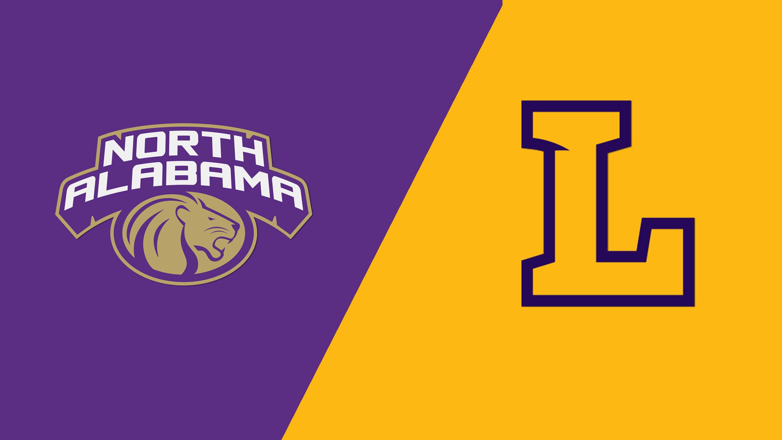North Alabama vs. Lipscomb (W Volleyball)