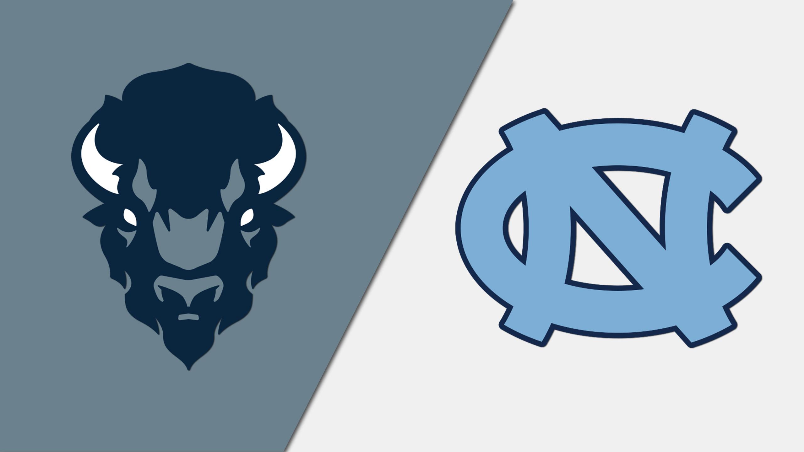 Howard vs. #1 North Carolina (First Round) (NCAA Division I Women's Soccer Championship)