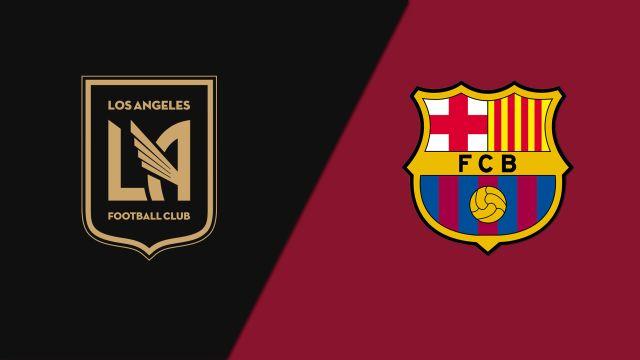 Sat, 12/14 - LAFC Slammers vs. FC Barcelona (Semifinal #1) (Girls)