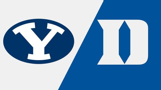 #8 BYU vs. Duke (W Volleyball)