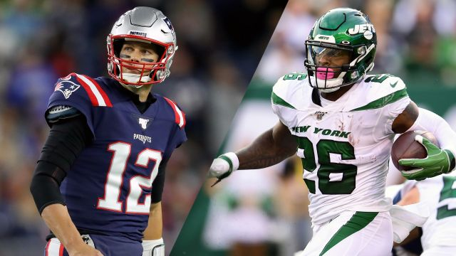 New England Patriots vs. New York Jets