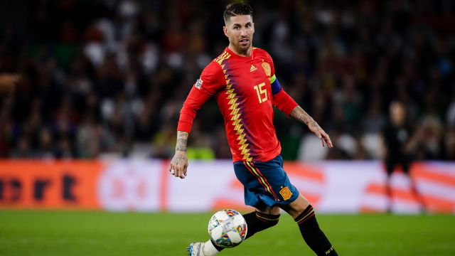 Spain vs. Norway (UEFA European Qualifiers)