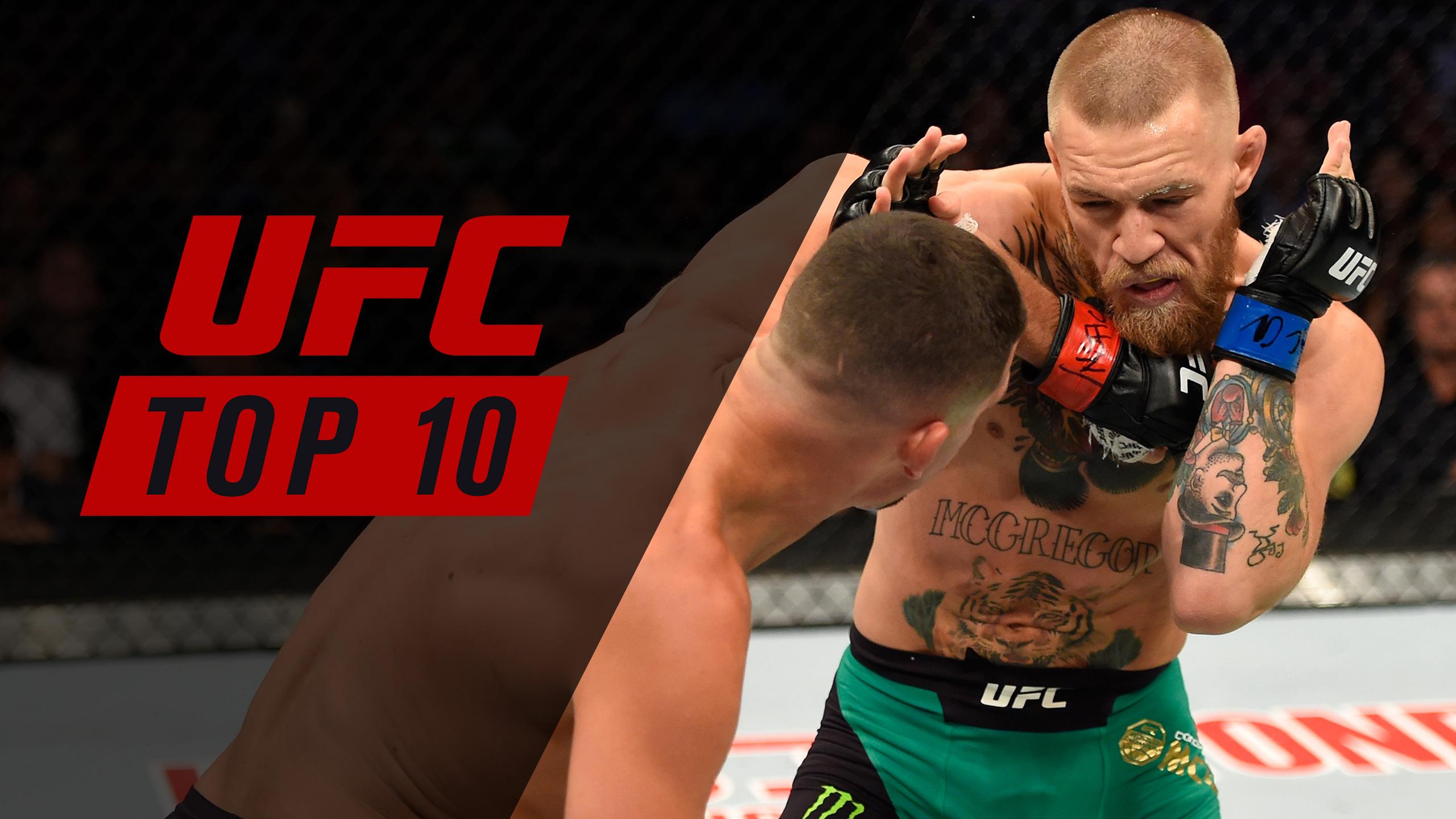 UFC Top 10: Upsets