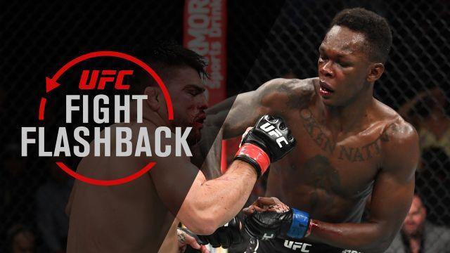 UFC Fight Flashback: Gastelum vs. Adesanya
